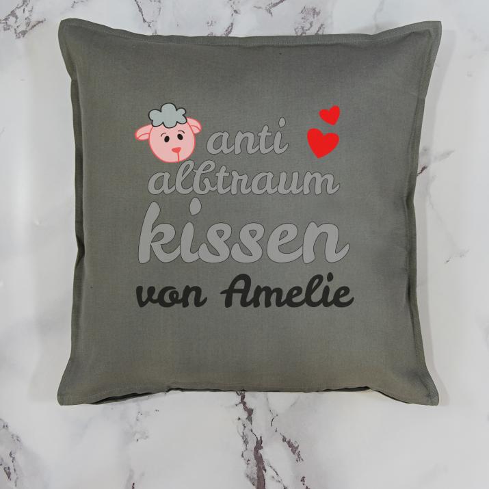Anti-Albtraum - Schmuckkissen - GeschenkSpeziell.de